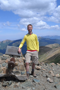 Geoff - Wheeler Peak